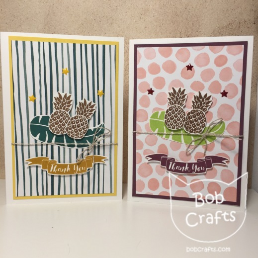 Pop of Paradise by Stampin' Up!