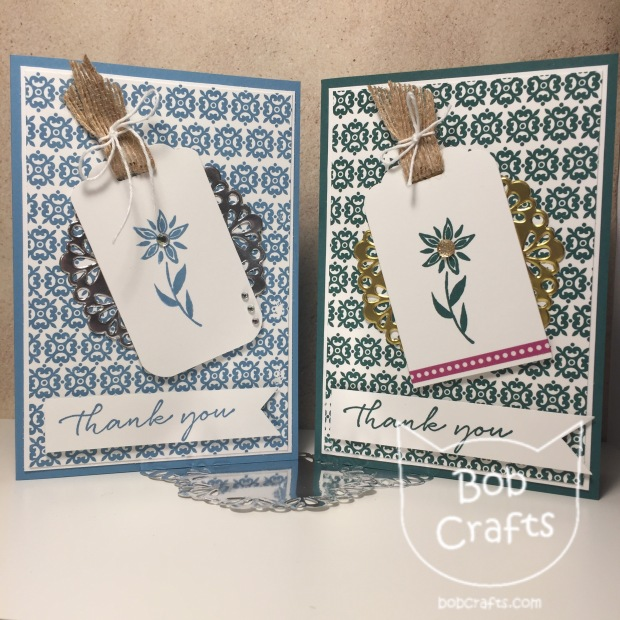 Background Bits from stamping up