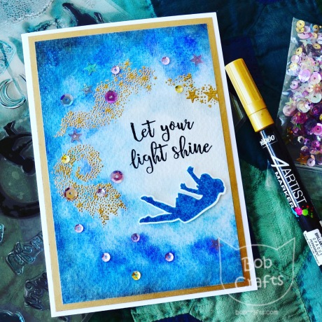 Hero arts My Monthly Hero Kit August 2017