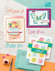 occasion catalogue spring summer 2018 stampin up